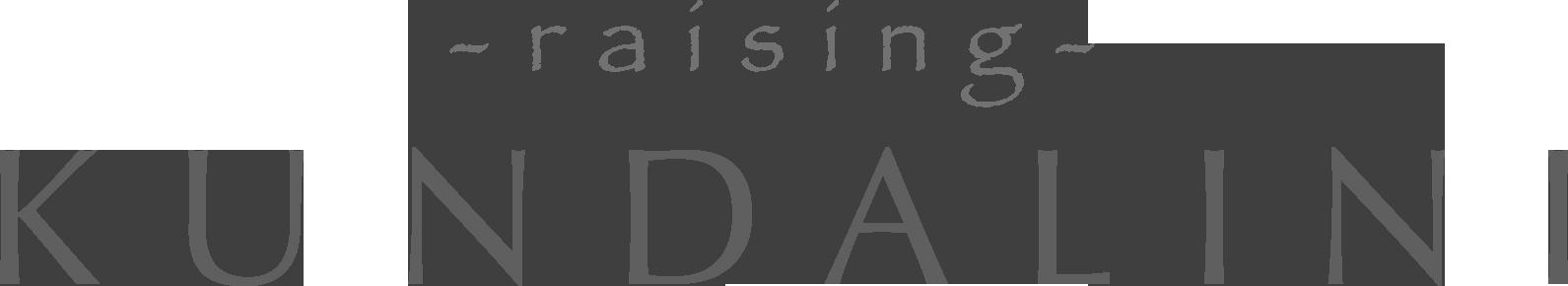 Raising Kundalini